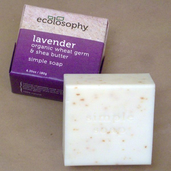 natural soap lavender 6 ounce size