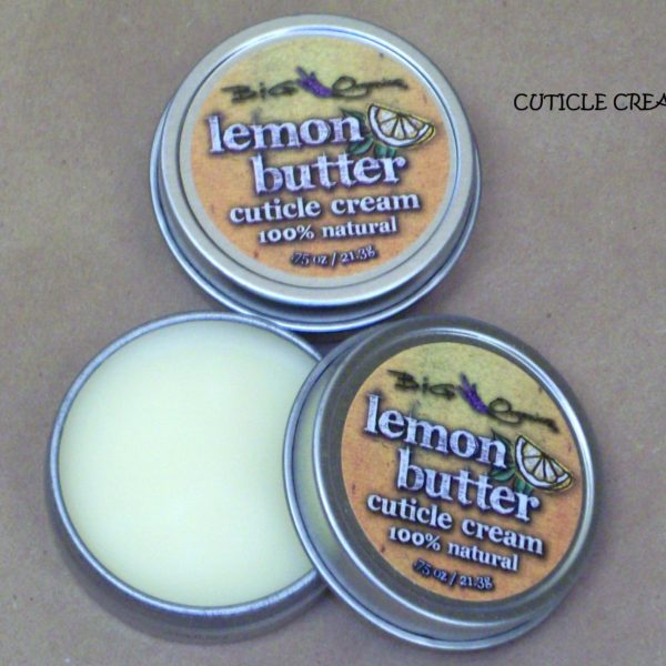 natural cuticle cream