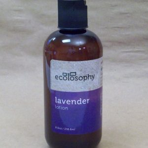 Ecolosophy natural lavender skin lotion
