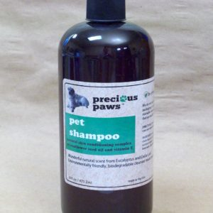 natural pet shampoo liquid